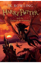 Harry potter & the order of the phoenix (rejacket)