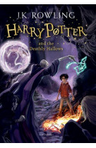 Harry potter and the deathly hallows (rejacket)