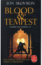 Blood and tempest (l-empire des tempetes, tome 3)
