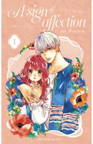 A sign of affection - tome 1 - vol01